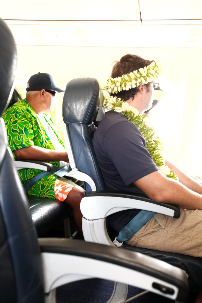 The Cherry Blossom Girl - Somewhere over the rainbow Tahiti 30