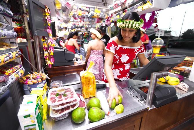 The Cherry Blossom Girl - Somewhere over the rainbow Tahiti 38