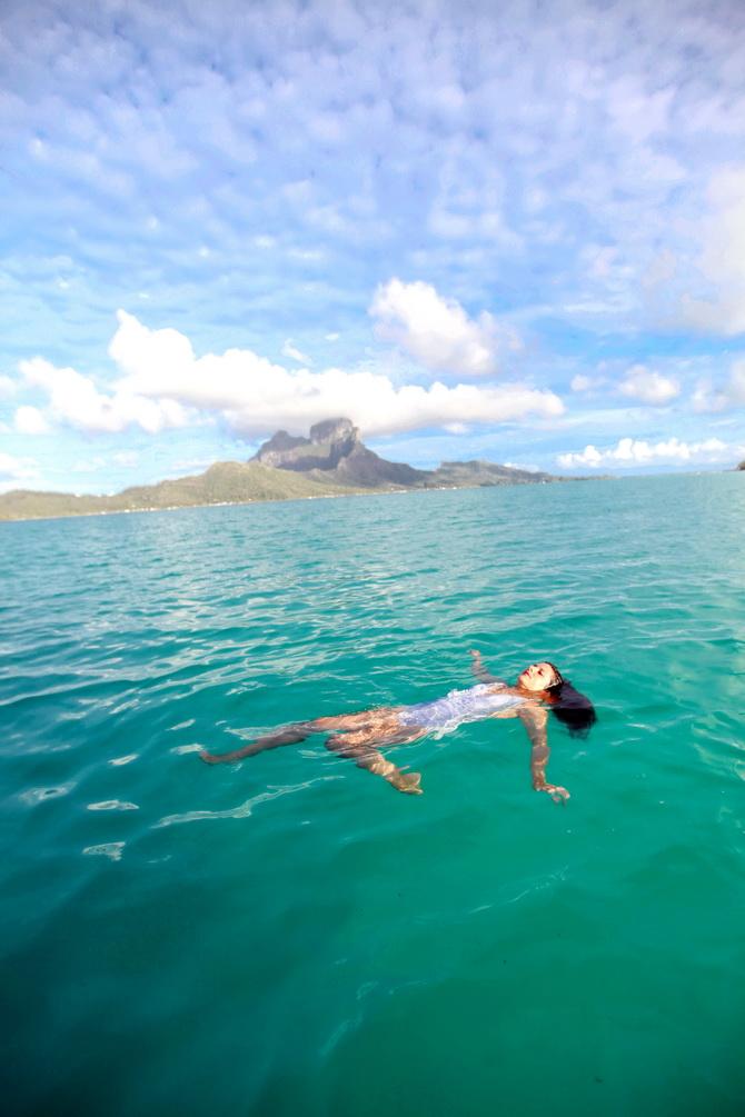 The Cherry Blossom Girl - Bora Bora 07