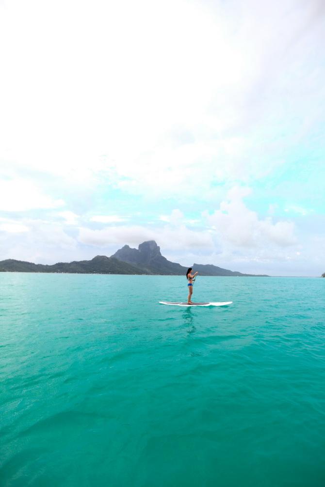The Cherry Blossom Girl - Bora Bora 50