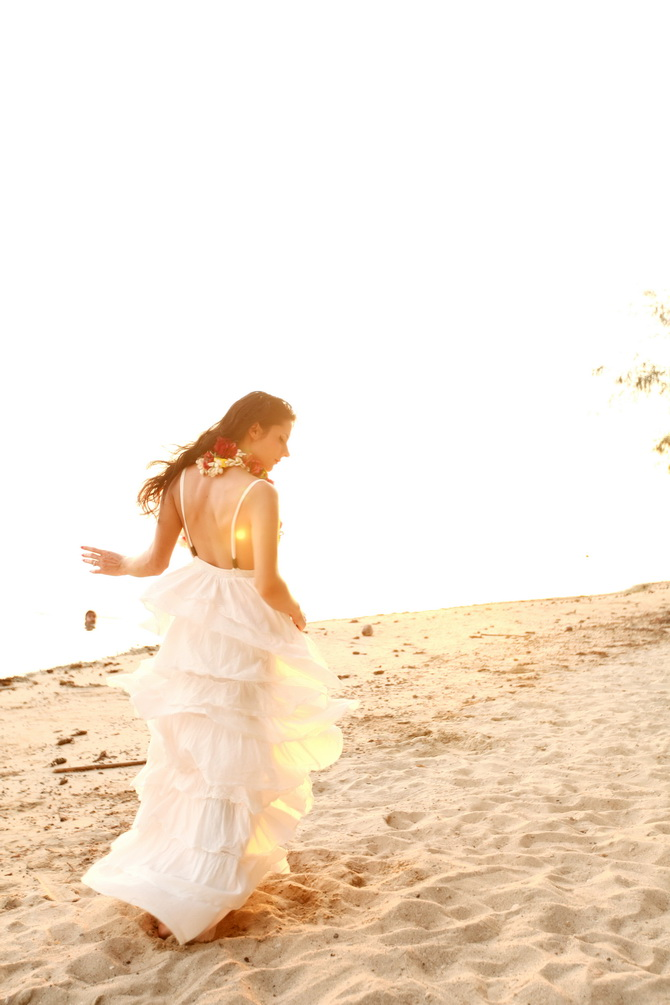 The Cherry Blossom Girl - Sweet Tahiti 01