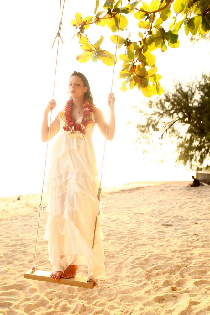 The Cherry Blossom Girl - Sweet Tahiti 06