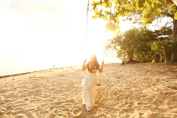 The Cherry Blossom Girl - Sweet Tahiti 07