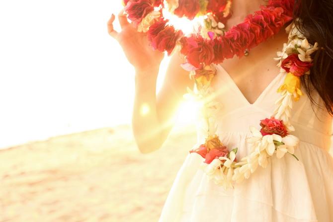 The Cherry Blossom Girl - Sweet Tahiti 08