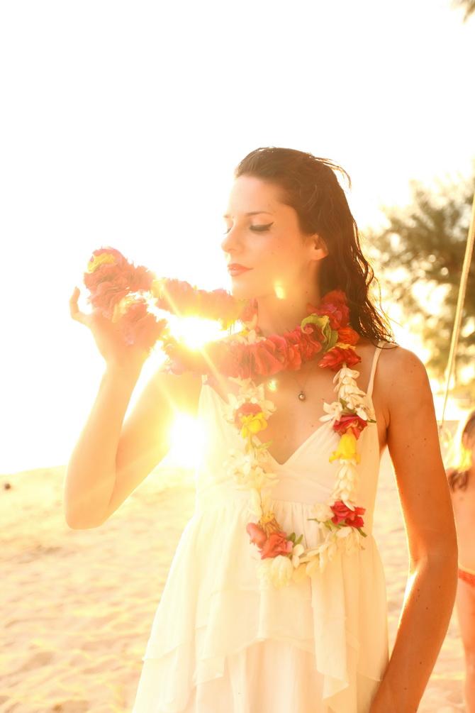 The Cherry Blossom Girl - Sweet Tahiti 09