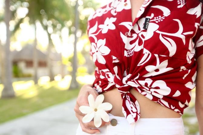 The Cherry Blossom Girl - Te Mana 05