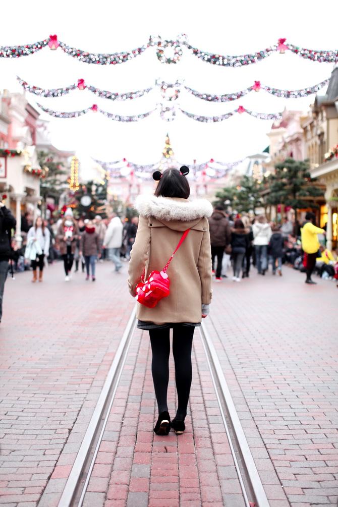 The Cherry Blossom Girl - Chistmas Disneyland paris 19