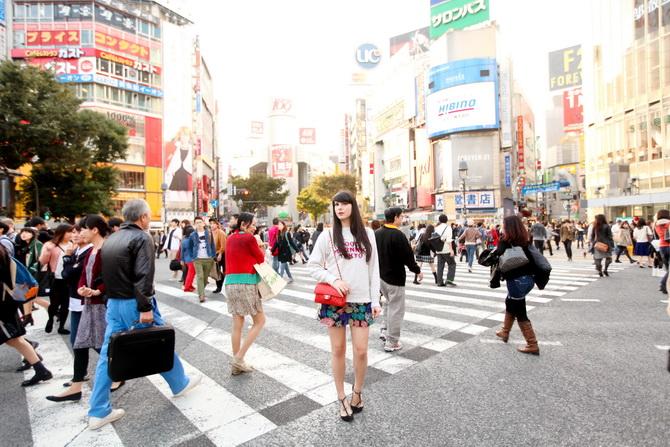 The Cherry Blossom Girl - Japan 2014 18