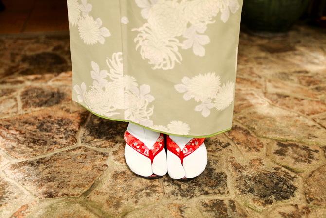 The Cherry Blossom Girl - Ryokan Tsukihitei Nara 09