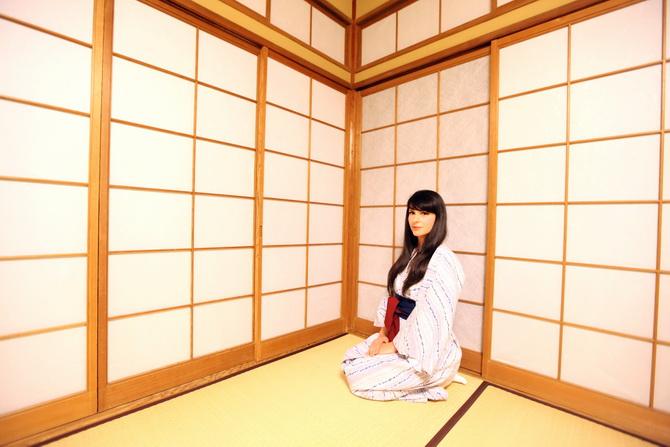 The Cherry Blossom Girl - Ryokan Tsukihitei Nara 12