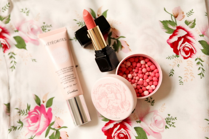The Cherry Blossom Girl - Guerlain les tendres