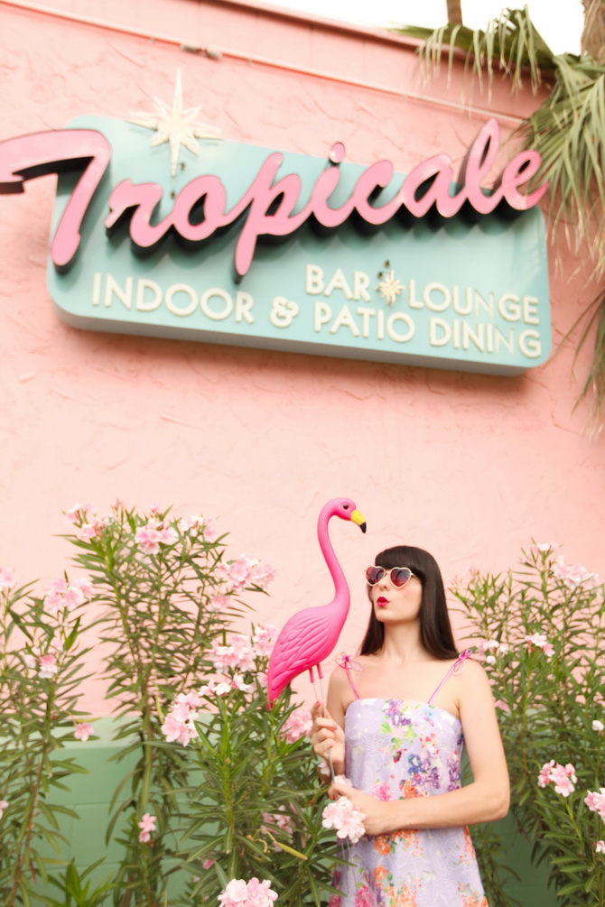 The Cherry Blossom Girl - Tropicale 04