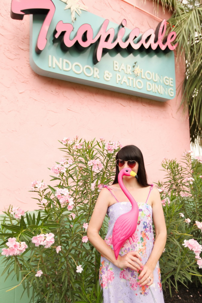 The Cherry Blossom Girl - Tropicale 05