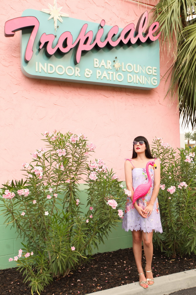The Cherry Blossom Girl - Tropicale 06