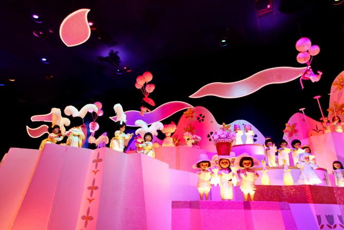 The Cherry Blossom Girl - Disneyland Anaheim 10