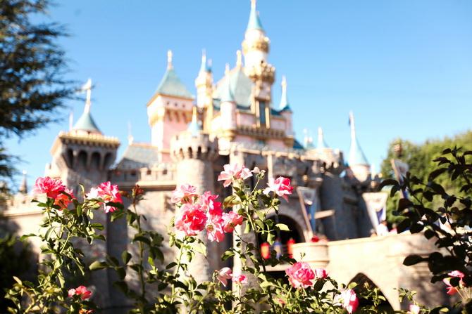 The Cherry Blossom Girl - Disneyland Anaheim 22