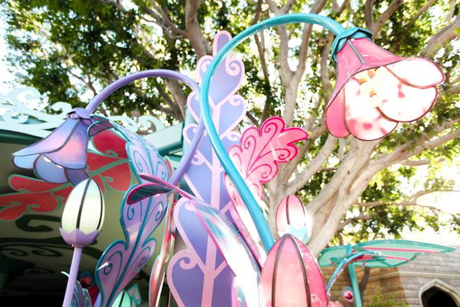 The Cherry Blossom Girl - Disneyland Anaheim 24