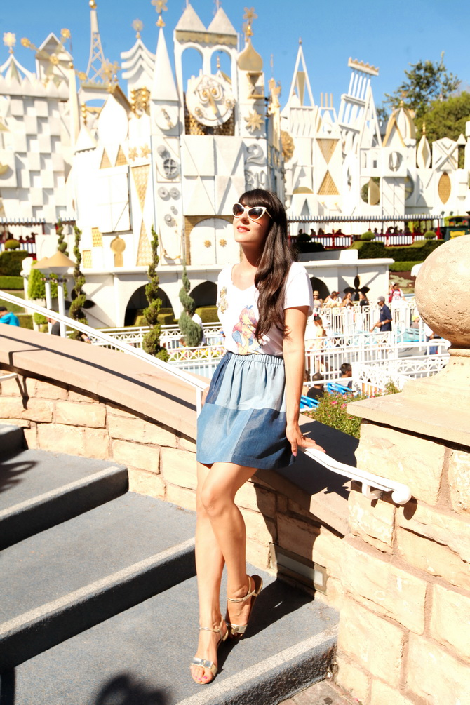 The Cherry Blossom Girl - Disneyland Anaheim 31