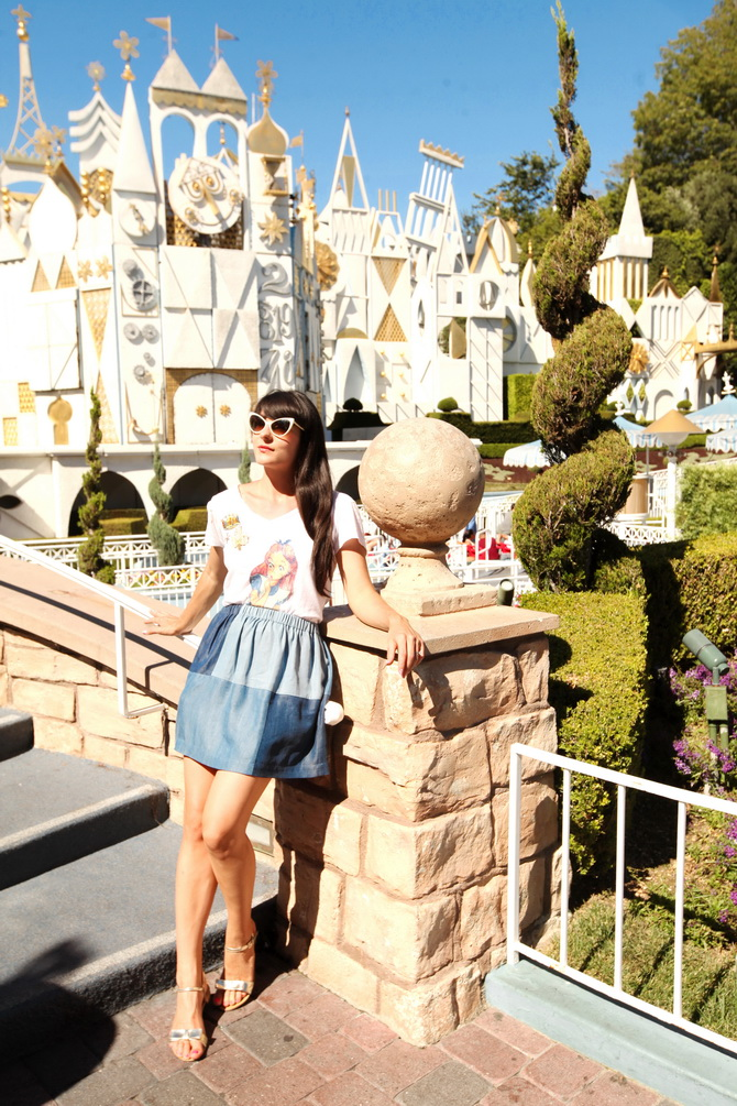 The Cherry Blossom Girl - Disneyland Anaheim 32