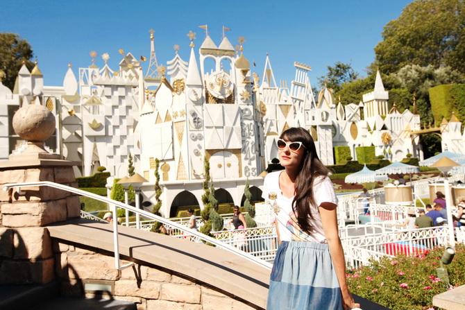 The Cherry Blossom Girl - Disneyland Anaheim 33