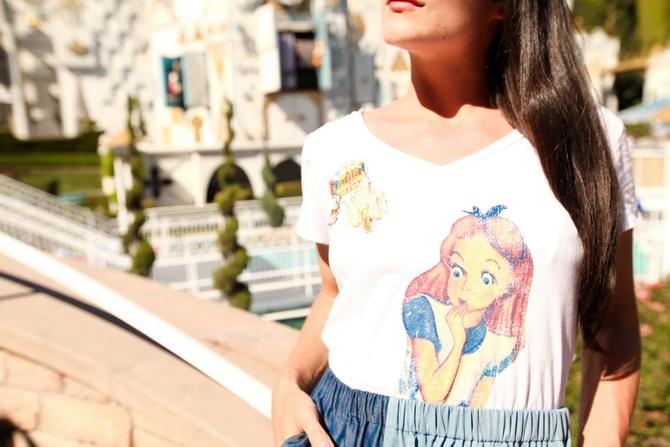 The Cherry Blossom Girl - Disneyland Anaheim 34