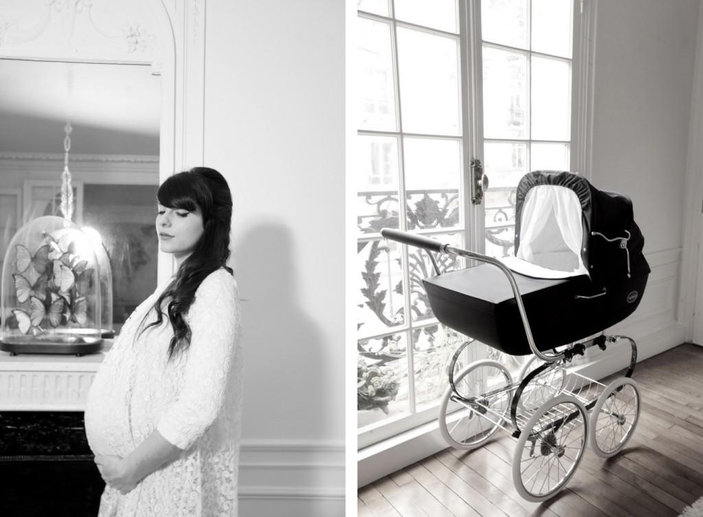 The Cherry Blossom Girl - Pregnancy 04