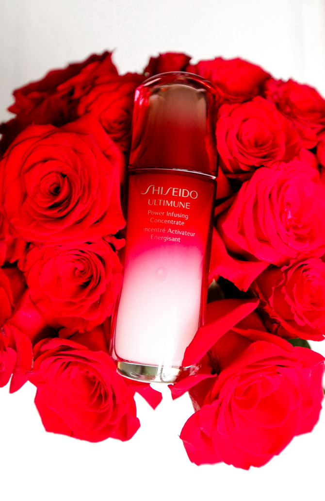 The Cherry Blossom Girl - ShiSeido Ultimune 02