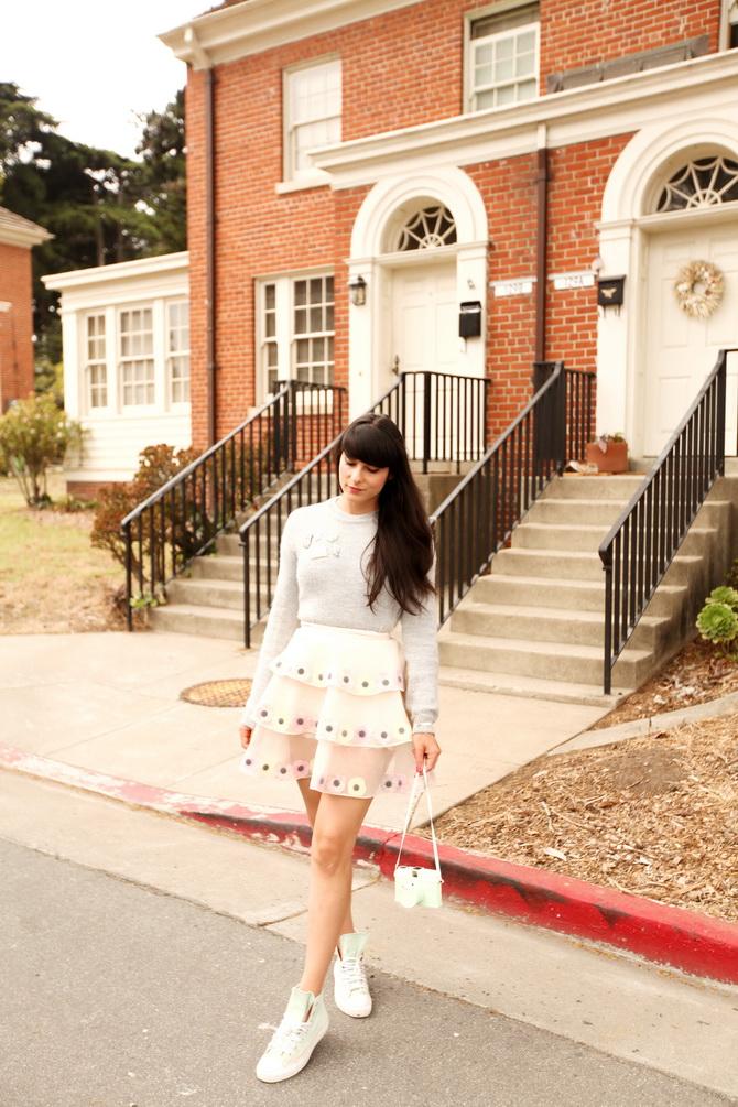 The Cherry Blossom Girl - Magic Color Flair, The World Of Mary Blair 01