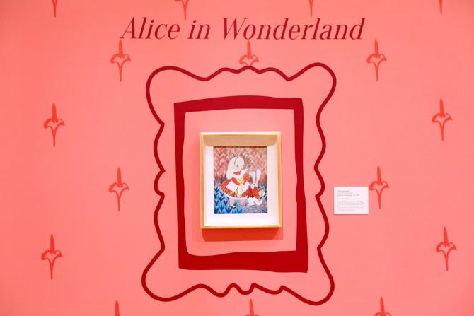 The Cherry Blossom Girl - Magic Color Flair, The World Of Mary Blair 15