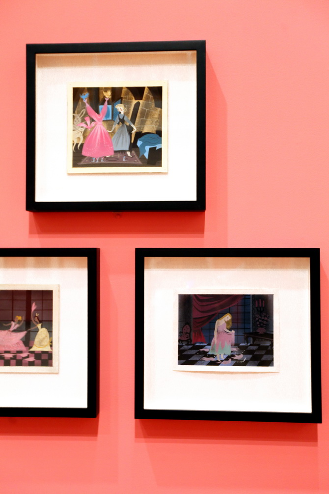 The Cherry Blossom Girl - Magic Color Flair, The World Of Mary Blair 19
