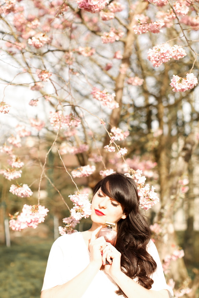The Cherry Blossom Girl - Nina l'Extase 02
